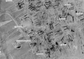 شاهد.. روسيا تنشر لقطات لتهريب النفط السوري بحراسة أمريكية